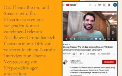 Youtube Interview mit voltfever Dirk